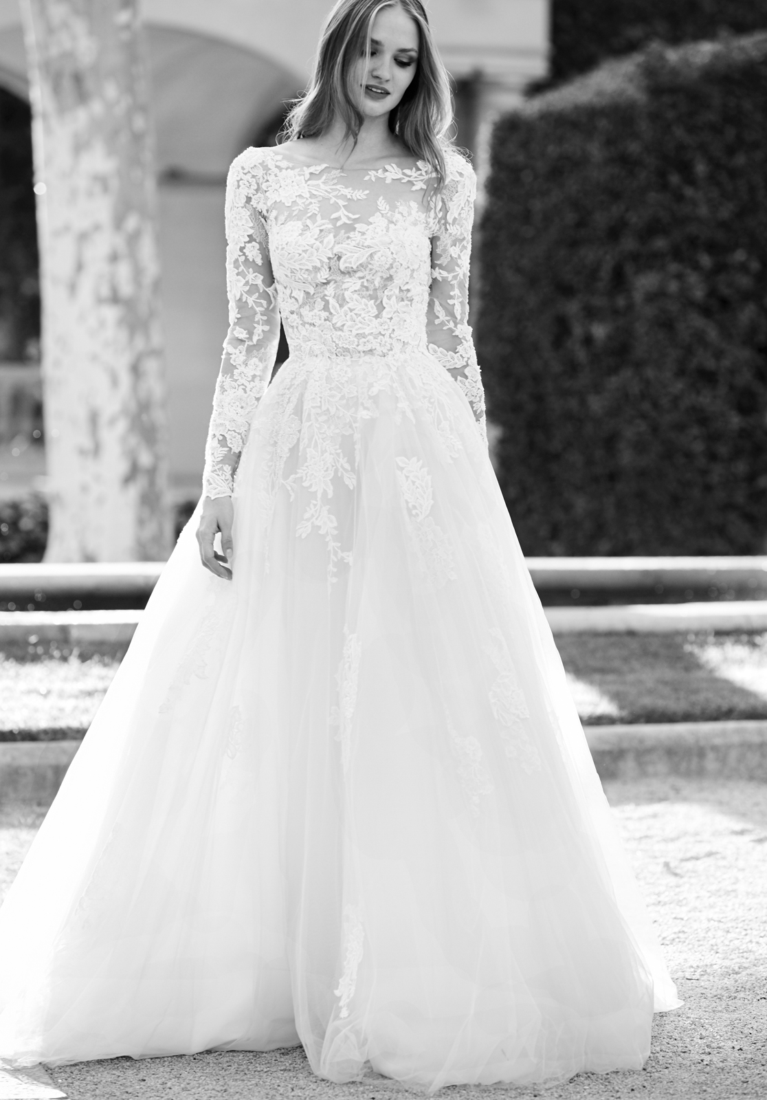Introducing the 2018 la sposa collection by st patrick for Wedding dress sample sale san francisco