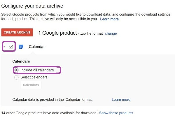 How to Import Your Google Calendar to Outlook - Love My Surface