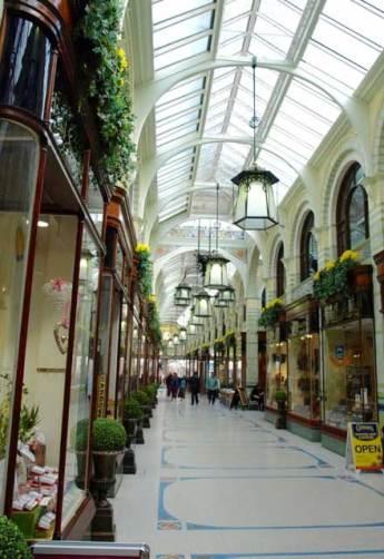 Norwich-archade