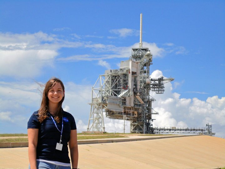 Interning with NASA
