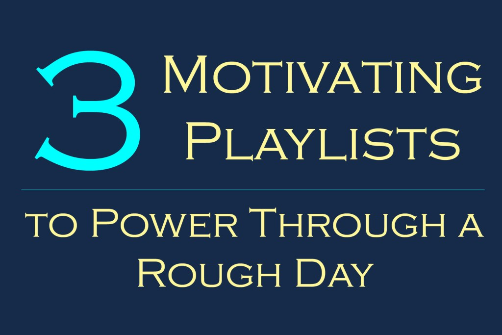 Motivating Playlists
