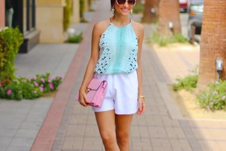 asos-white-shorts