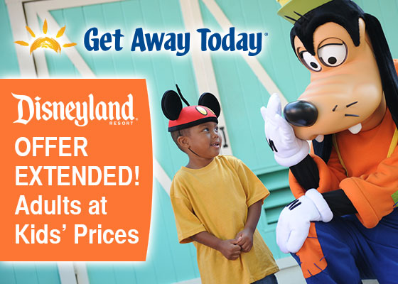Amazing Disneyland Vacation Deal (EXTENDED!) for 2016
