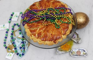 galette des rois: french king cake