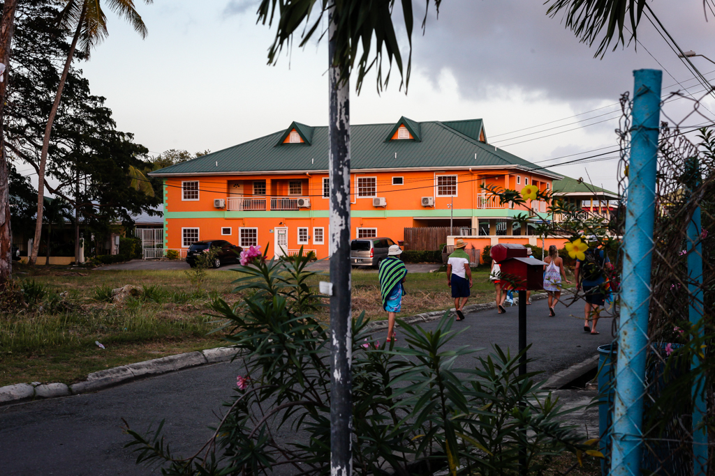 tobago crown point apartment orange