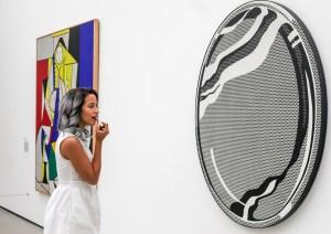 modern art in dtla