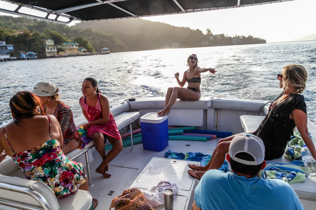 private charter cruise t&t