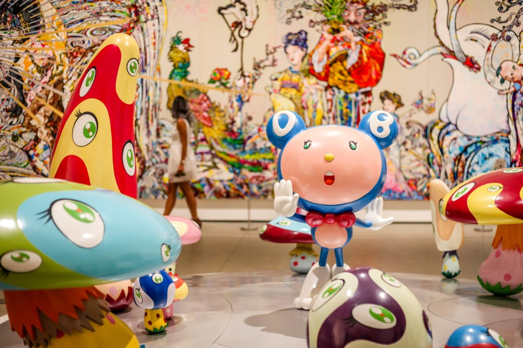 the broad takashi murakami