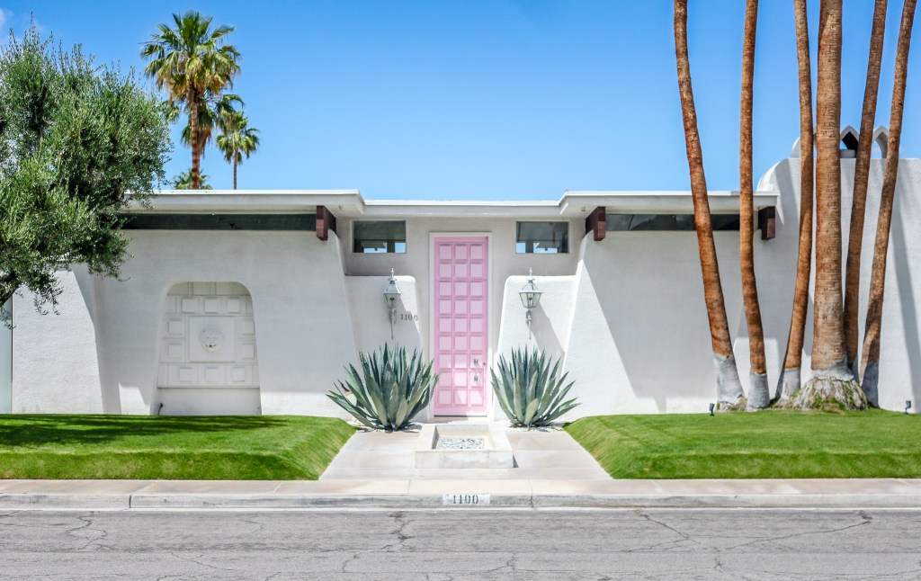 agave palm springs real estate