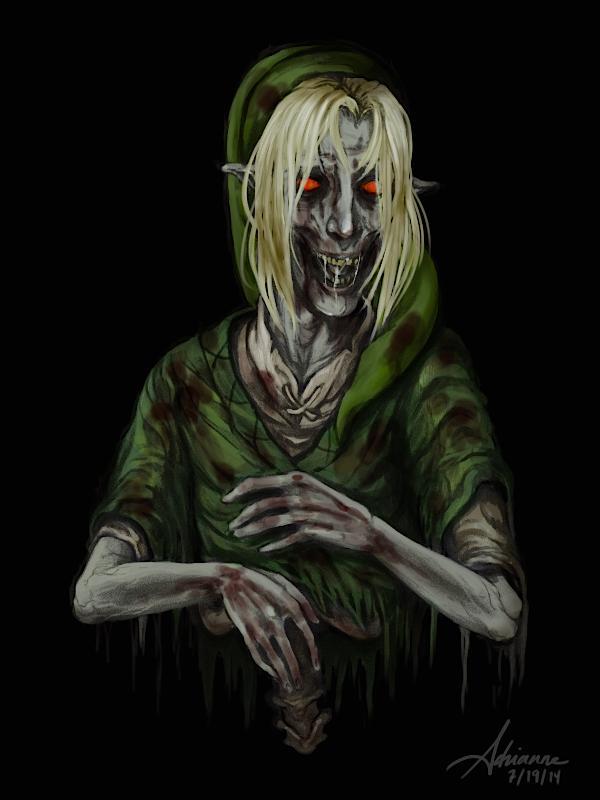 Girl Crying Alone Wallpaper Zombie Ben Suchanartist13 Dark Picture Lover Of Darkness