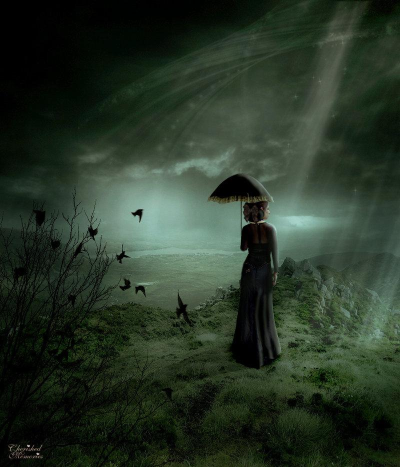 Sad Anime Girl Crying In The Rain Wallpaper Solitude Best Sad Pictures Sad Images Lover Of Sadness