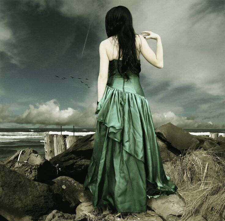 Sad Girl Standing Alone Wallpapers Index Of Wp Content Uploads 2014 09