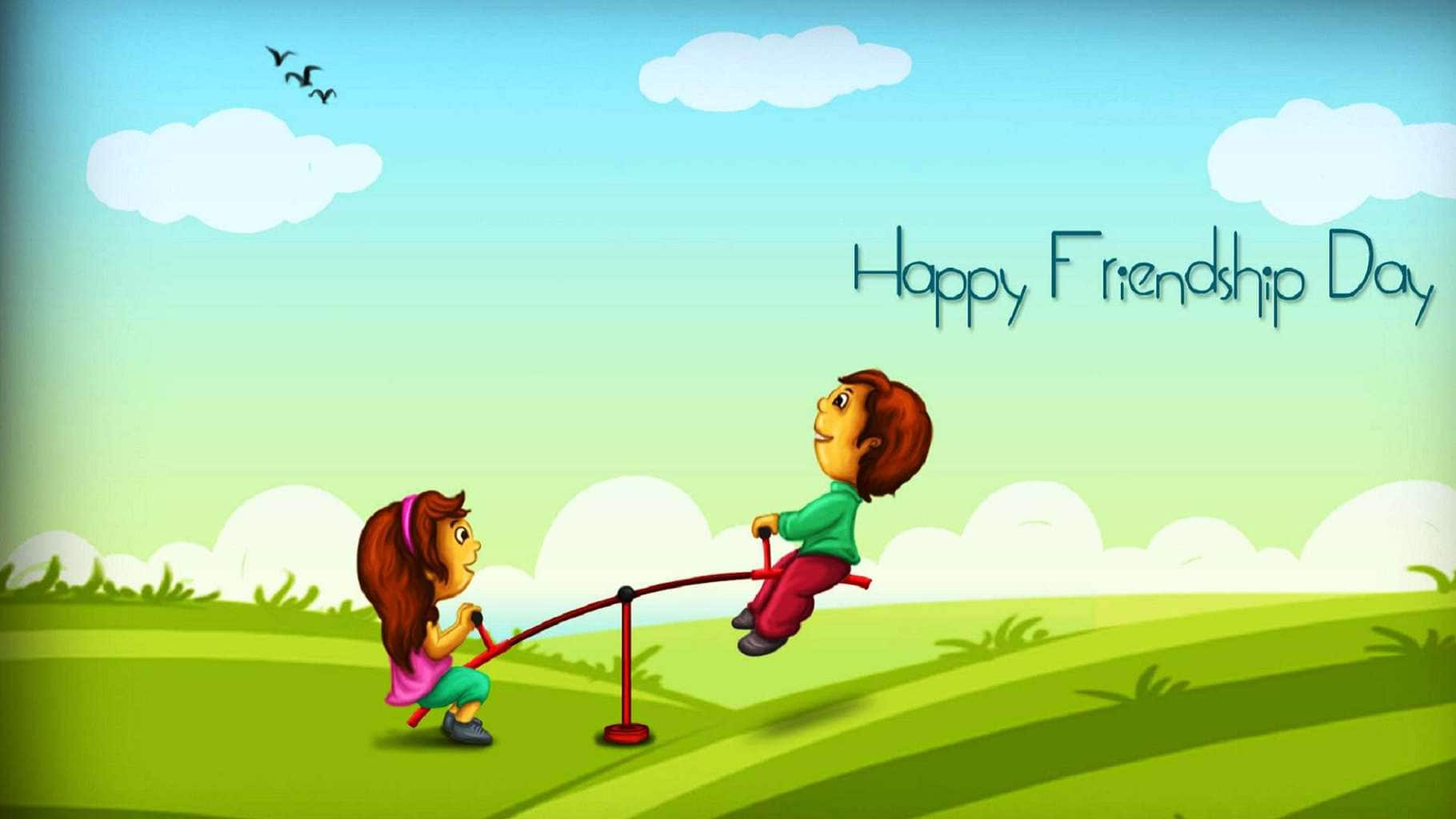 Friendship Wallpapers Of Boy And Girl Sweet Friendship Wallpapers