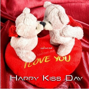 Cute Friendship Wallpapers With Messages Hindi Happy Kiss Day 2018 Status Quotes Kiss Wallpaper With Shayari