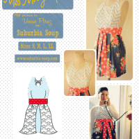 Introducing the Miss Molly Apron for Suburbia Soup