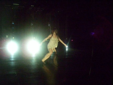 """What is Meant"" Choreographed by Brigette Cormier."