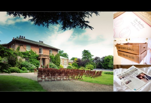 Manor House in Cumbria, Wedding Venue, Ceremony