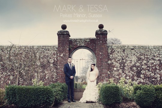 Pekes Manor Sussex Wedding Photography, vintage wedding photography, quirky wedding photography