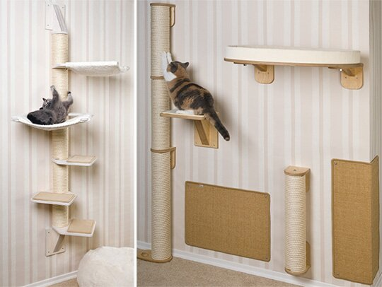 How To Build A Cat Tree Scratching Post Love That Pet
