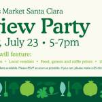 Join us at the Santa Clara Whole Foods Market Preview Party!