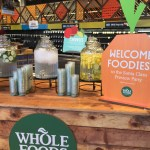 A delicious welcome at the new Santa Clara Whole Foods Market preview party.