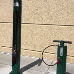 Join us for the Library 2 Library bike ride and check out the new bike fix-it station