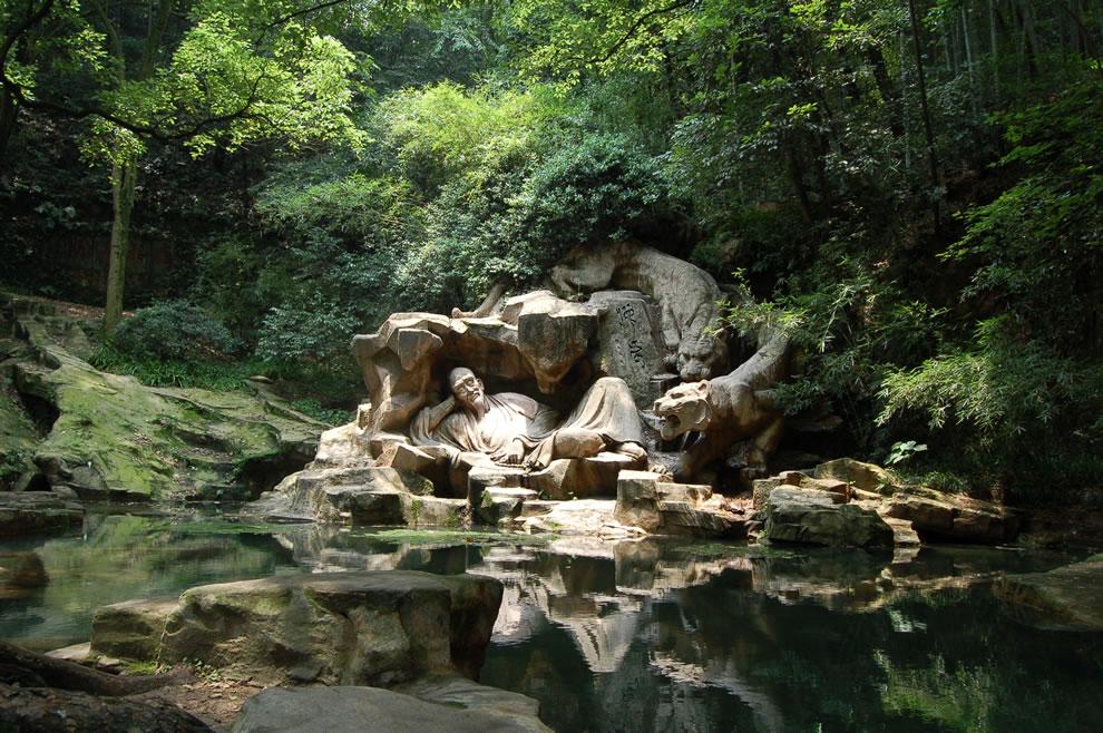 21 Stunning \ Superbly Serene Chinese Gardens - chinese garden design