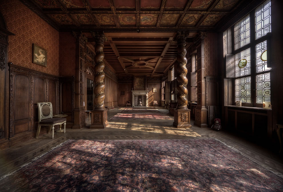 Hauntingly Beautiful Abandoned Europe Meet Urbex Master