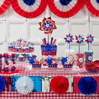 Festive July 4th Party Decor Pictures, Photos, and Images ...