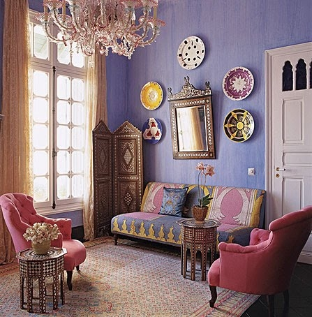 Moroccan Style Living Room Pictures, Photos, and Images for - moroccan style living room