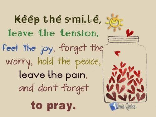 I Love Allah Wallpaper Cute Keep The Smile Leave The Tension Pictures Photos And