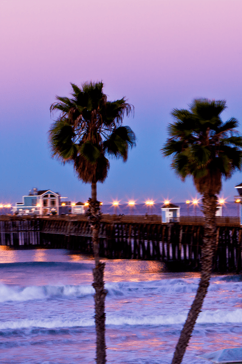 Good Morning Wallpaper Cute Sunset Over Palm Trees Pictures Photos And Images For