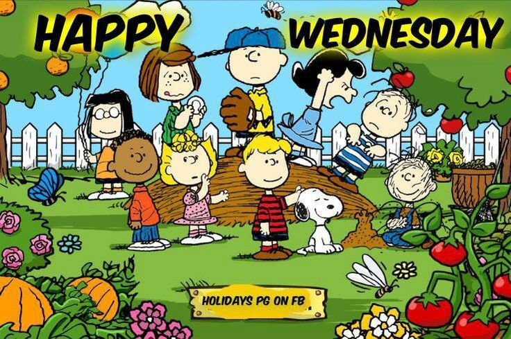 Seasonal Fall Coffee Desktop Wallpaper Peanuts Gang Happy Wednesday Pictures Photos And Images