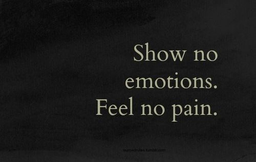 Hunter S Thompson Quote Wallpaper Show No Emotions Feel No Pain Pictures Photos And
