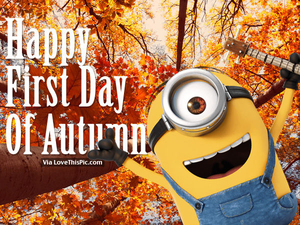 Free Fall Halloween Wallpaper Happy First Day Of Autumn Pictures Photos And Images For