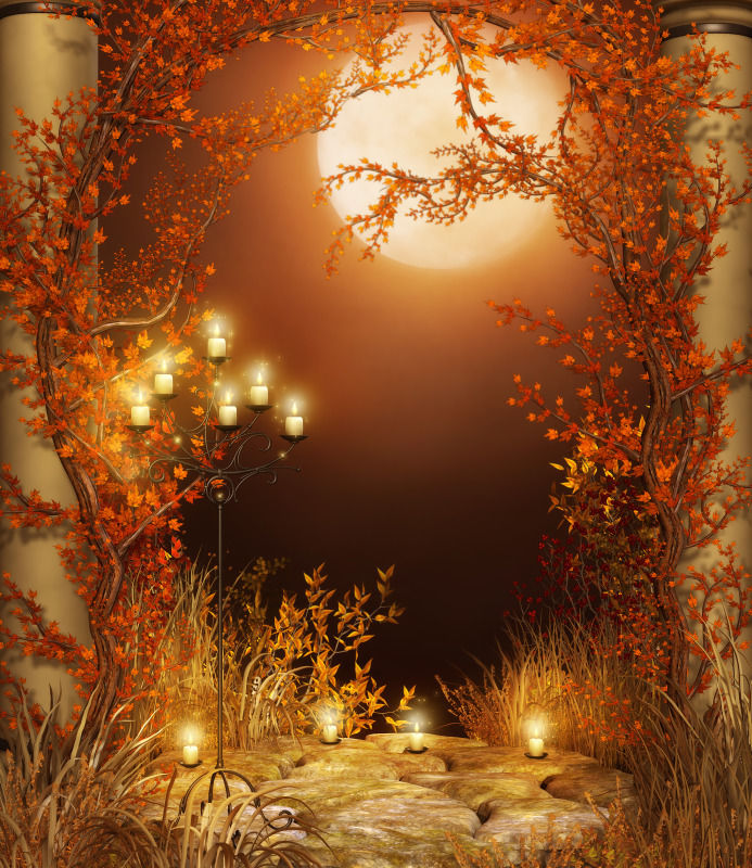 Cozy Fall Hd Wallpaper Autumn Night Pictures Photos And Images For Facebook