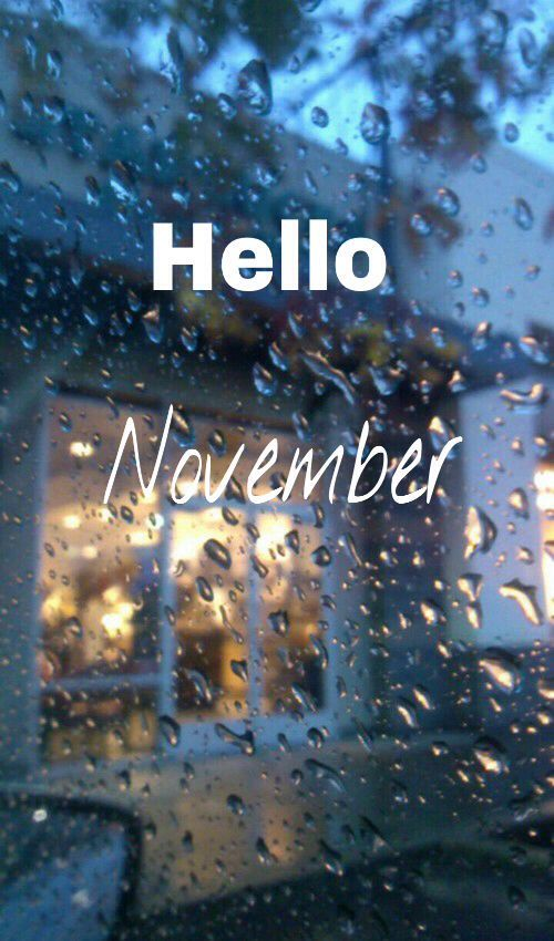 Cute Iphone Wallpaper Ideas Hello November Pictures Photos And Images For Facebook