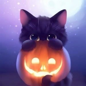 Good Quotes In The Story The Yellow Wallpaper Halloween Kitty Pictures Photos And Images For Facebook
