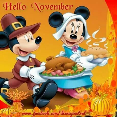 Free Snoopy Fall Wallpaper Mickey And Minnie November Pictures Photos And Images
