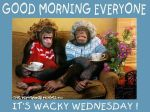 Funny Good Morning Wednesday Quotes