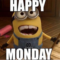 Small Of Happy Monday Meme