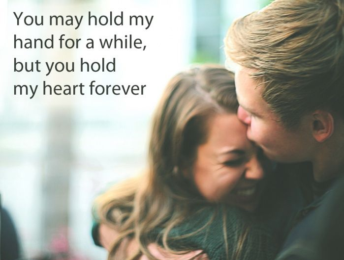 Holding Hands Love Quotes Wallpapers You May Hold My Hand For A While But You Hold My Heart