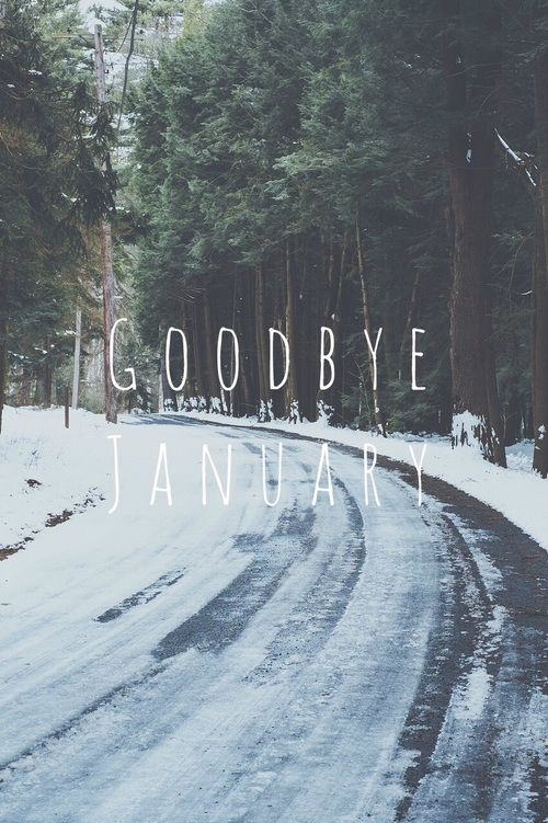 Good Friday Quotes Wallpaper Goodbye January Pictures Photos And Images For Facebook