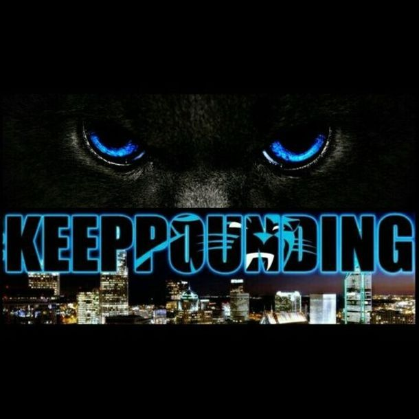 Love One Side Quotes Wallpaper Keep Pounding Carolina Panthers Quote Pictures Photos