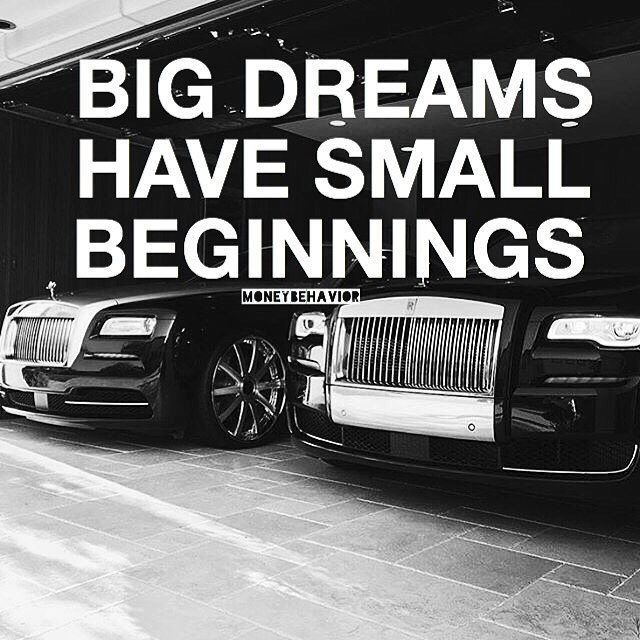 Good Morning Wallpaper Cute Big Dreams Have Small Beginnings Pictures Photos And