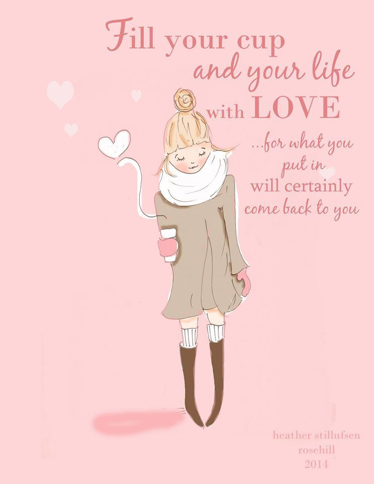 Chances Quotes Wallpaper Fill Your Cup And Your Life With Love Pictures Photos