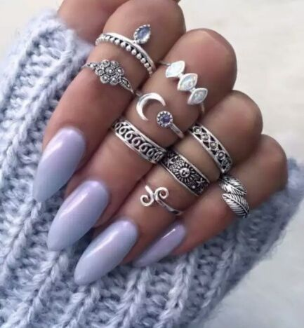 Lol Girl Wallpaper Lavender Shiny Nails Pictures Photos And Images For