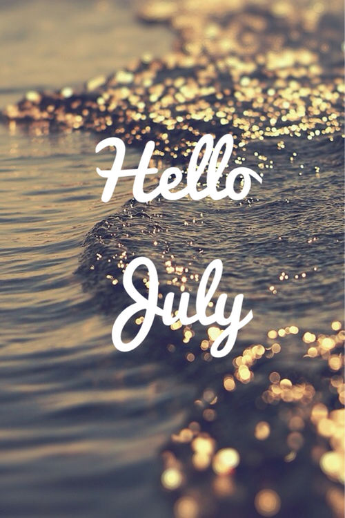 Cute Food Quotes Wallpaper Hello July Pictures Photos And Images For Facebook