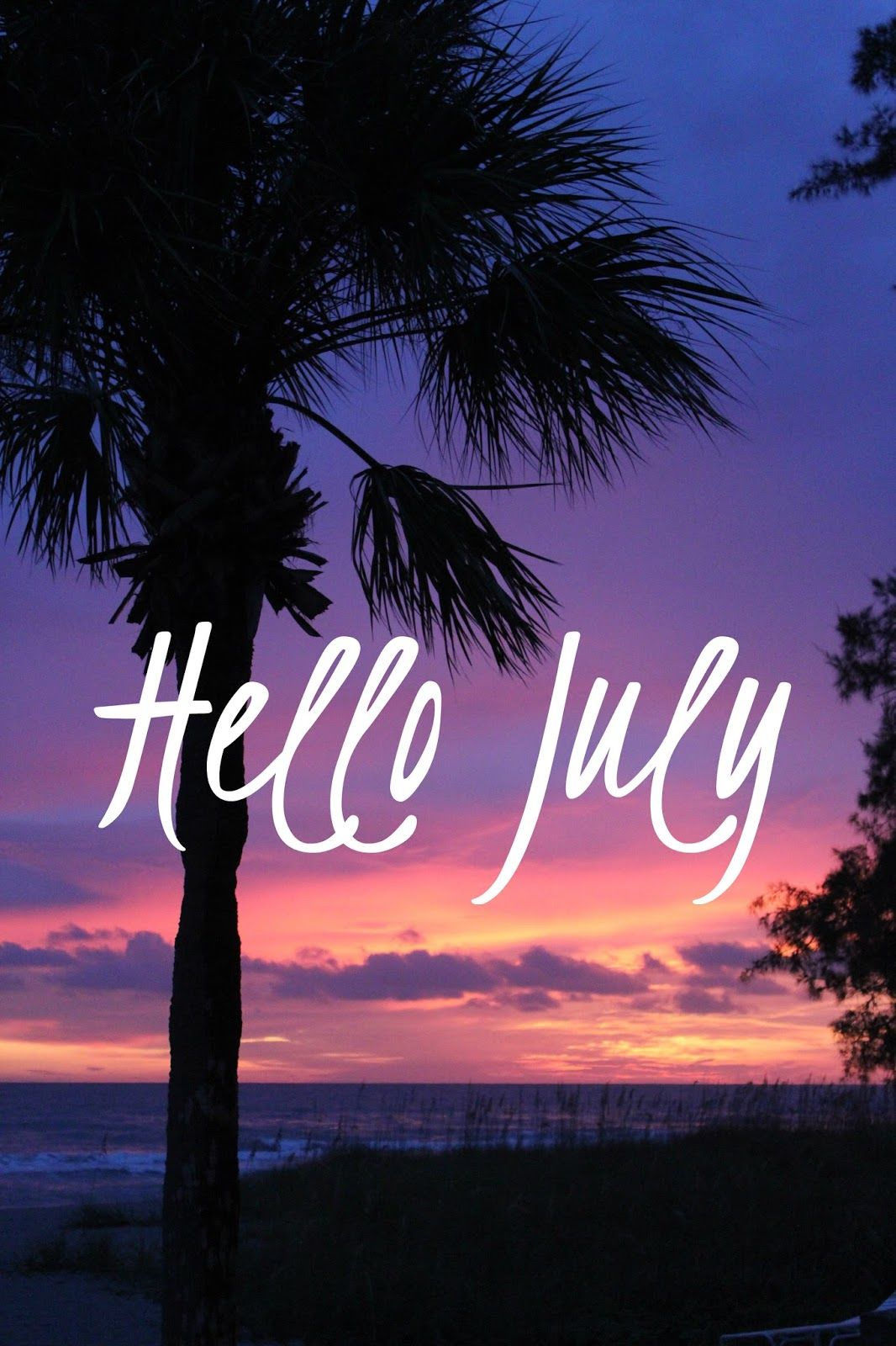 Cute Love Sayings Wallpaper Hello July Pictures Photos And Images For Facebook