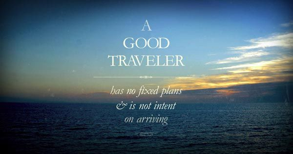 Meaningful Life Quotes Wallpapers A Good Traveller Pictures Photos And Images For Facebook